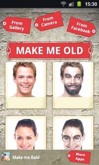 Сделай меня старым