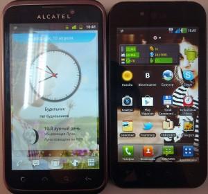 купить Alcatel One Touch 995