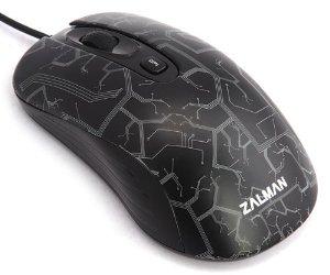 Обзор игровой мыши ZALMAN M250